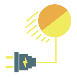 About Solar | Installing solar means you will be meeting some to all of your electricity needs by producing your own energy. Not only will you save each month, but the surplus energy will be exported back to the grid and credited to your account.