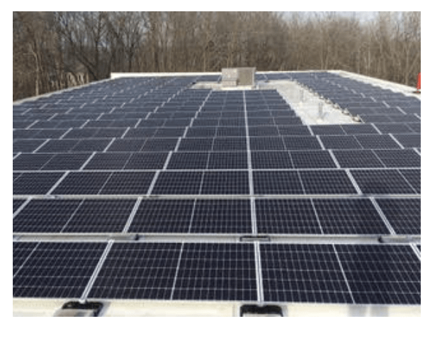 New Commercial Solar Installation: Kar-Tech | Going solar is a smart business decision. Just ask Kar-Tech, a premier designer and manufacturer of wireless control systems and hydraulic equipment.