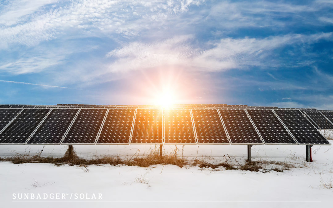 How to Maintain Your Solar Panels During Winter