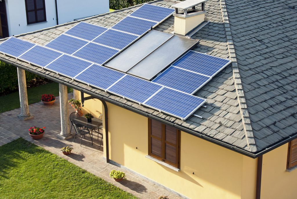 are solar panels worth it property value