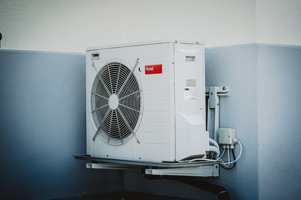 update your hvac system. New hvac system