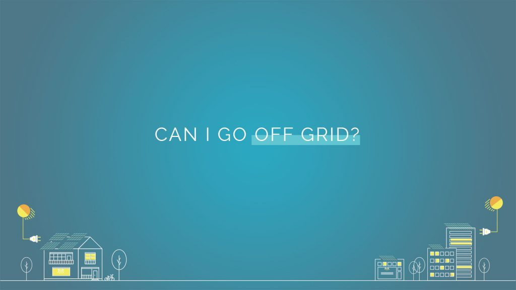 Understanding Off-Grid Solar: How Do Off-Grid Batteries Work? | In this post, we'll be answering some common questions about off-grid solar, as well as off-grid solar batteries.
