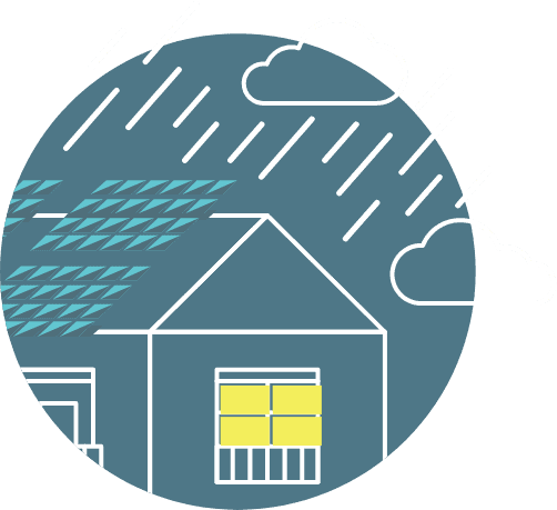 LP - Storm Prep | Whether you're an Extreme Weather Prep newbie or a pro, it never hurts to shore up your safety lists, kits, and plans. We're happy to help you out and share how Solar can keep the lights on!
